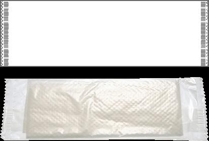 紙おしぼり印刷オリジナルデザイン小ロットokパプリ By Askul